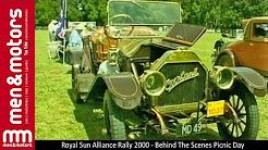 Royal Sun Alliance Rally 2000 - Part 2