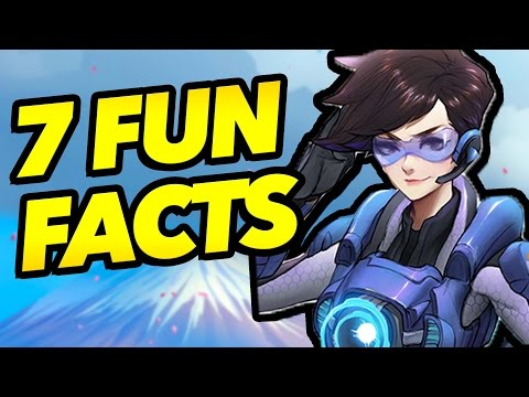 Overwatch - 7 Things You Never Knew About...