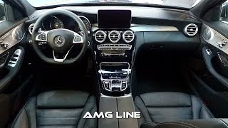 2014 Mercedes C-Class Interior AMG Line vs Exclusive Line