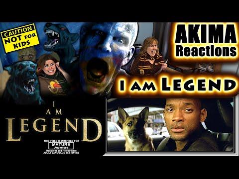 I Am Legend | AKIMA Reactions