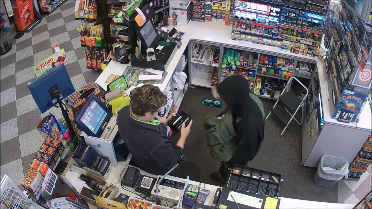 Download Gas station armed robbery in Twin Falls, Idaho