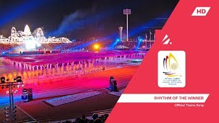 Nakhon Ratchasima 2007 SEA Games - Rhythm of the Winner | Official Theme Song