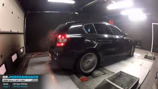 Reprogrammation Moteur BMW Serie 1 E87 120D 163hp @ 210hp par BR-Performance