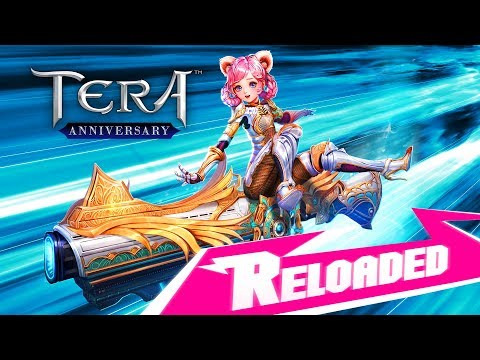 TERA Reloaded Coming to Consoles the First Week of April 2019