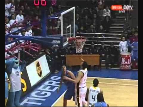 Patty Mills - Xinjiang Flying Tigers vs Liaoning Dinosaurs Quarter 3