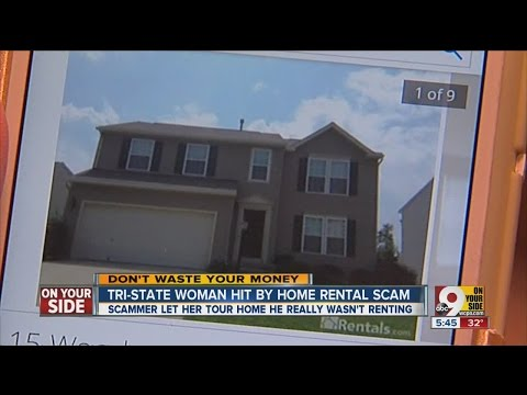 Tri-State woman hit by home rental scam