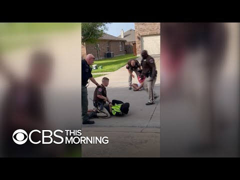 Texas sheriff's deputy under fire for violent encounter with Black teen