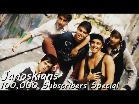Janoskians Journey to 100,000 subscribers
