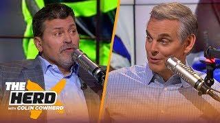 Freddie Kitchens is the Browns biggest issue, talks Seahawks win - Mark Schlereth | NFL | THE HERD