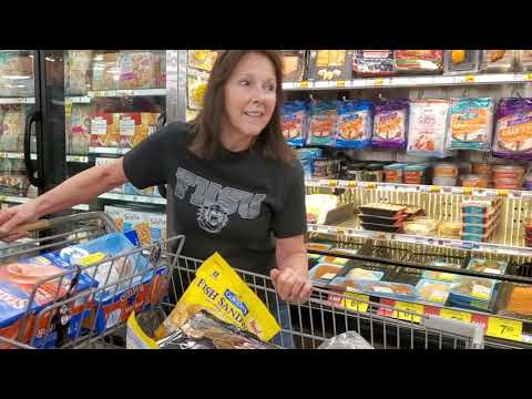 Rotary Club grocery run nets winner over $700 in Dillons merch