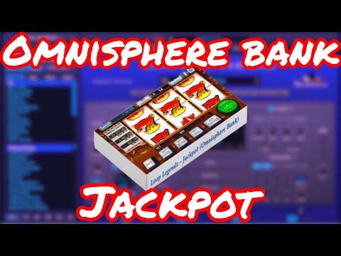 Omnisphere Bank Jackpot
