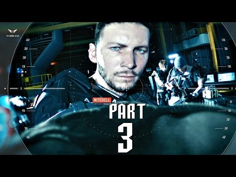 Call of Duty: Advanced Warfare (Mission 3) - Part 3 (Nigerian Prime Minister / Fly Drone)