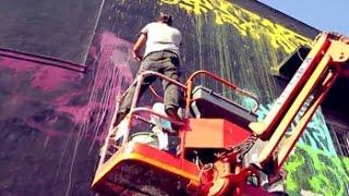 The 2016 Street Art Festival by St+art India Foundation