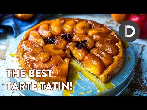 BEST Apple Tarte Tatin Recipe!