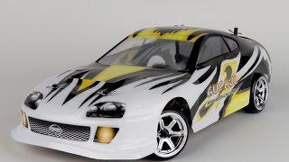 Обзор дрифтовой радиоуправляемой модели от BSD Racing REC 0072 01