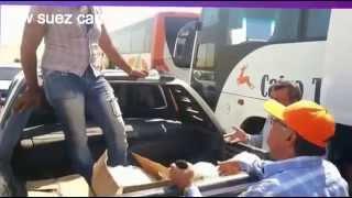 أرشيف قناة السويس الجديدة : شاهد كرم الدمايطة لعمال قناة السويس الجديدة
