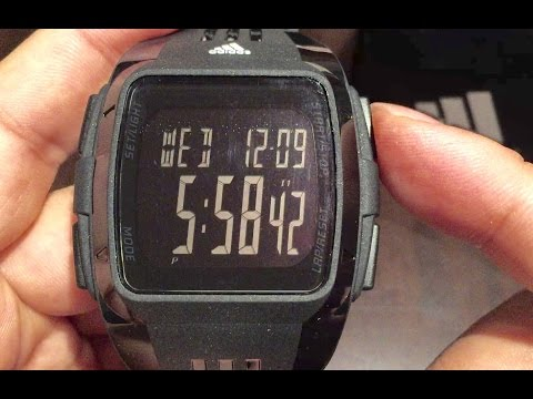 Performance Watch Setup Youtube Your Adidas To How mNyOv08nw