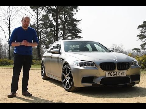 BMW M5 30 Jahre review 2015 | TELEGRAPH CARS