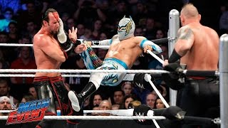 The Lucha Dragons vs. The Ascension: WWE Main Event, April 25, 2015