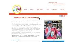Cincinnati Walks for Kids | Personal Page 2015
