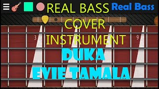 Download DUKA (Evie Tamala) - Real Bass Cover Instrument