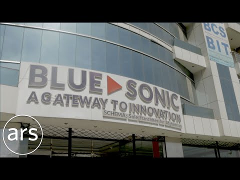 Inside BlueSonic: Afghanistan's only PC factory