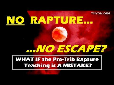 No Rapture, No Escape