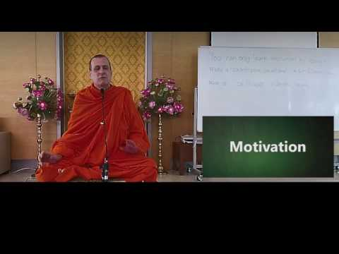 Meditate Like A Boss - meditation course week 1, with Pandit Bhikkhu, Bangkok