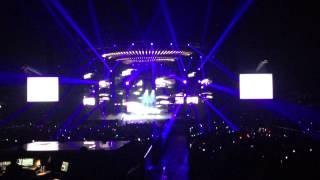 Xfactor Live Tour 2014 Manchester Part 1