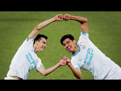 Erick Gutiérrez (Debut) vs ADO Den Haag (Away) 15/09/2018 HD 1080i