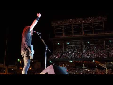 Foo Fighters - My Hero Live At Wrigley Field 2018