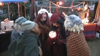 Kerst rondum de kaerke Oudleusen 2018