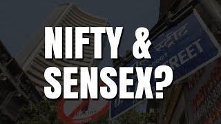 What is Nifty and Sensex? [Basics for beginners]