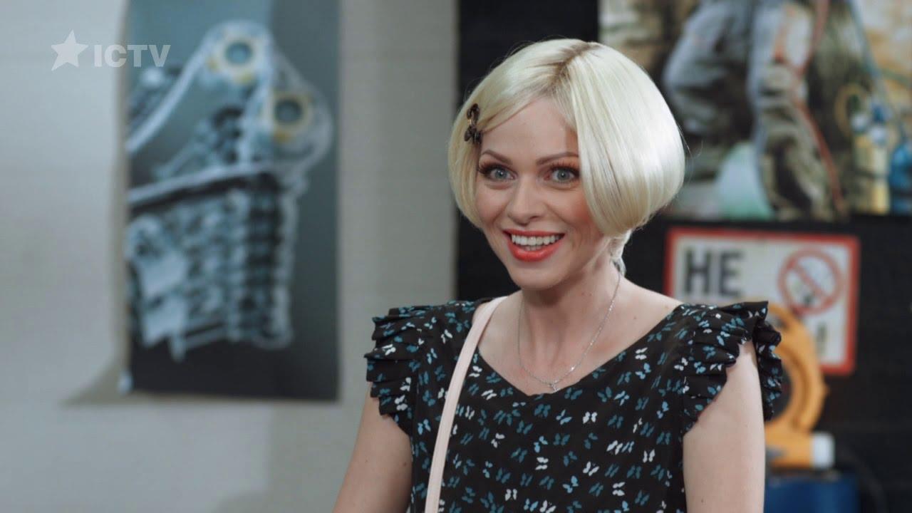 Блондинка на троих онлайн