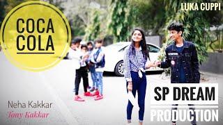 Luka Chuppi ; COCA COLA Song | Tony Kakkar | Tanishk Bagchips Neha Kakkar Young Desi