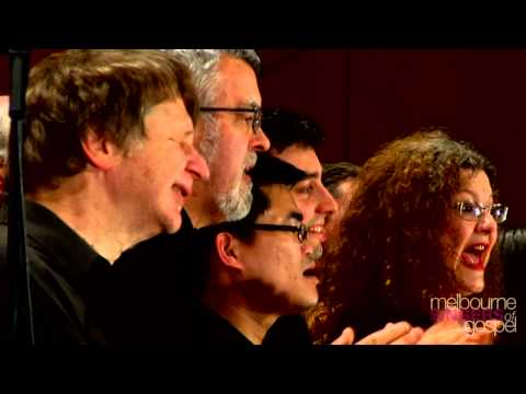 Maybe God is trying to tell you something - Melbourne Singers of Gospel