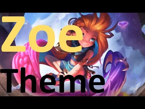 Zoe Theme - Dinky Side-scrolling Adventure Meets The Sims? :P