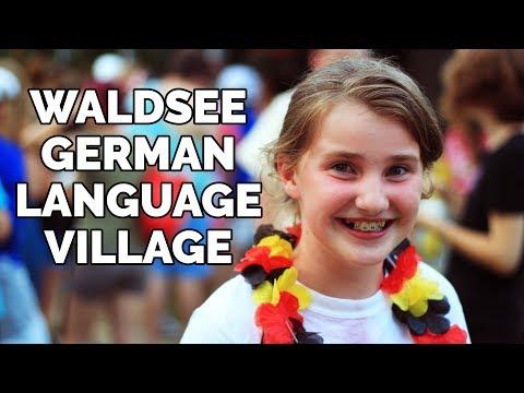 Waldsee German Language Village (Channel Trailer)