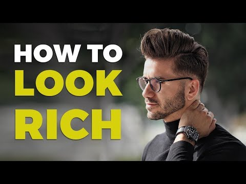 HOW TO LOOK RICH On A Budget | Alex Costa