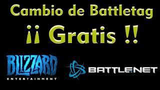 cambiar battletag gratis en battlenet Blizzard  tutorial guia hearthstone en espaol  sabaitv