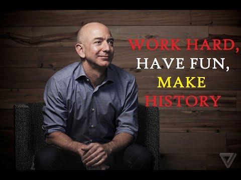 World's Richest Person Jeff Bezos Amazon CEO Motivational Speech & Success Advice For Students ✴