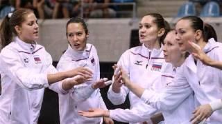 за что так любят волейбол )))