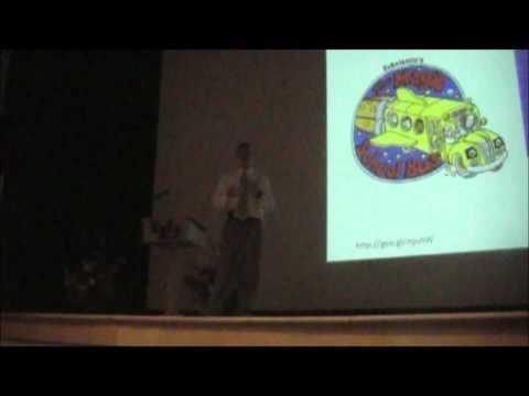 Joshua Adams UB Biological Sciences Commencement Talk 2011 Part 1/2
