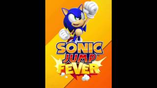 Sonic Jump Fever Music - Cosmic Zone