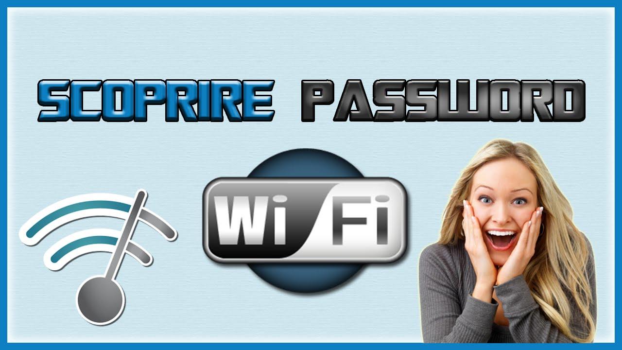 App per trovare password wifi:
