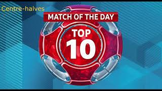 Match Of The Day Top 10- Centre-halves