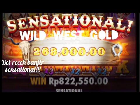 bet-receh-banjir-sensational!!!-wild-west-gold-pragmatic-hokicash-#slot-#slotonline-#slotjackpots