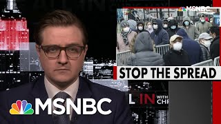 Chris Hayes On The Good News And Bad News Of Coronavirus | All In | MSNBC