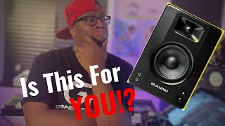Who Is This For? |M Audio BX 4 Review|