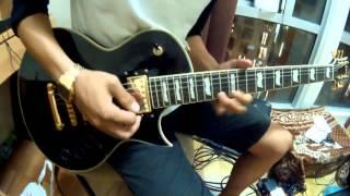 Drama band - Biarkanlah (guitar cover by Aizat Azami)